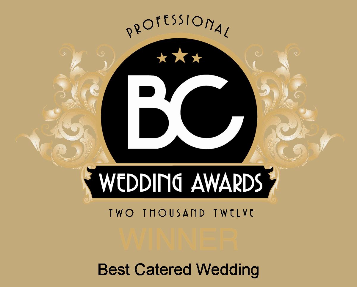 Best Catered Wedding in BC WINNER